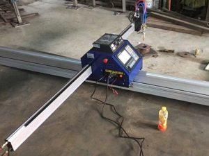 中国便宜的15002500mm金属便携式数控等离子切割机与CE